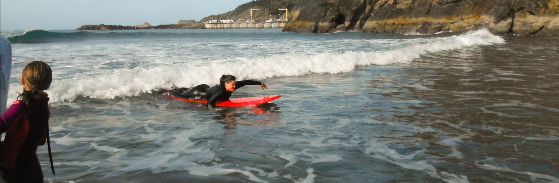 Read more about the article Surfing Lessons