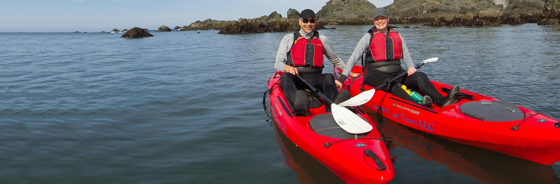 Read more about the article Kayak Brookings – Ocean
